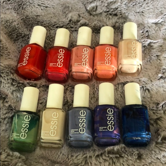 essie Other - Essie nail bundle